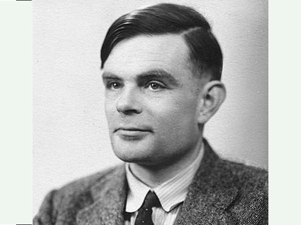 Alan Turing y la manzana envenenada