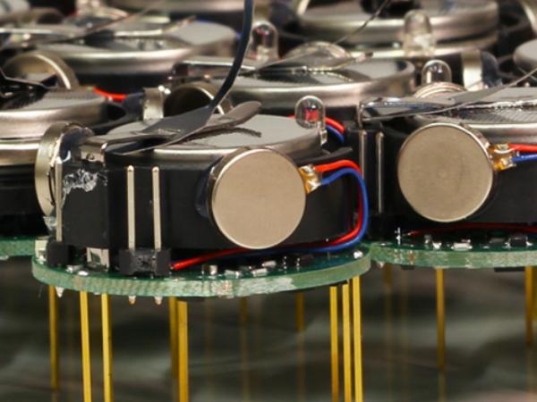 Los Kilobots, la innovación en robótica