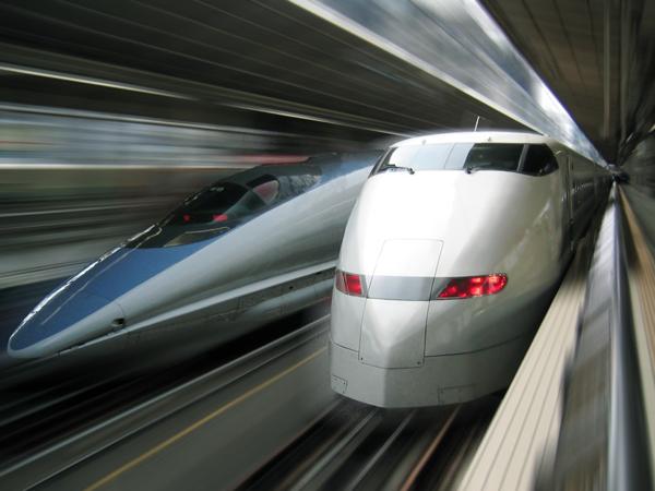 50 años del Shinkansen