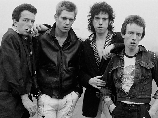"The Clash ""la única banda que importa"""