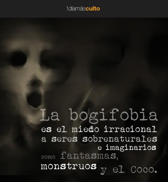Bogifobia