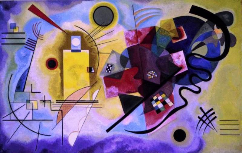 Kandinsky y la abstracción emocional