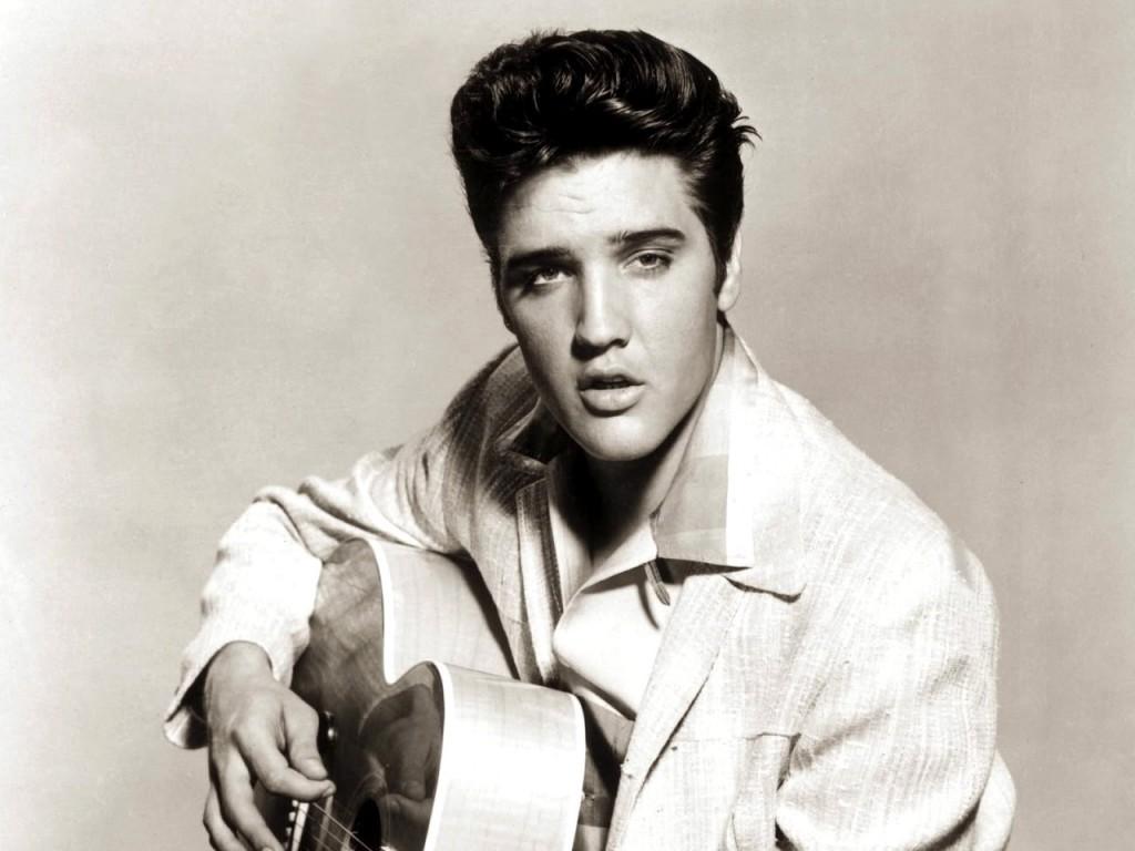 Elvis Presley, celebrando los 80 años