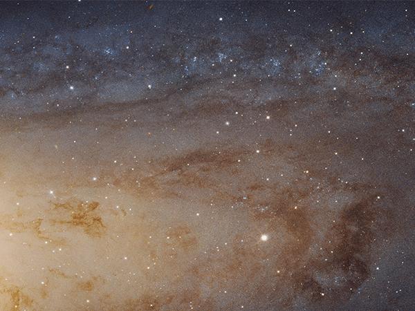 La astrofotografía de Andrómeda