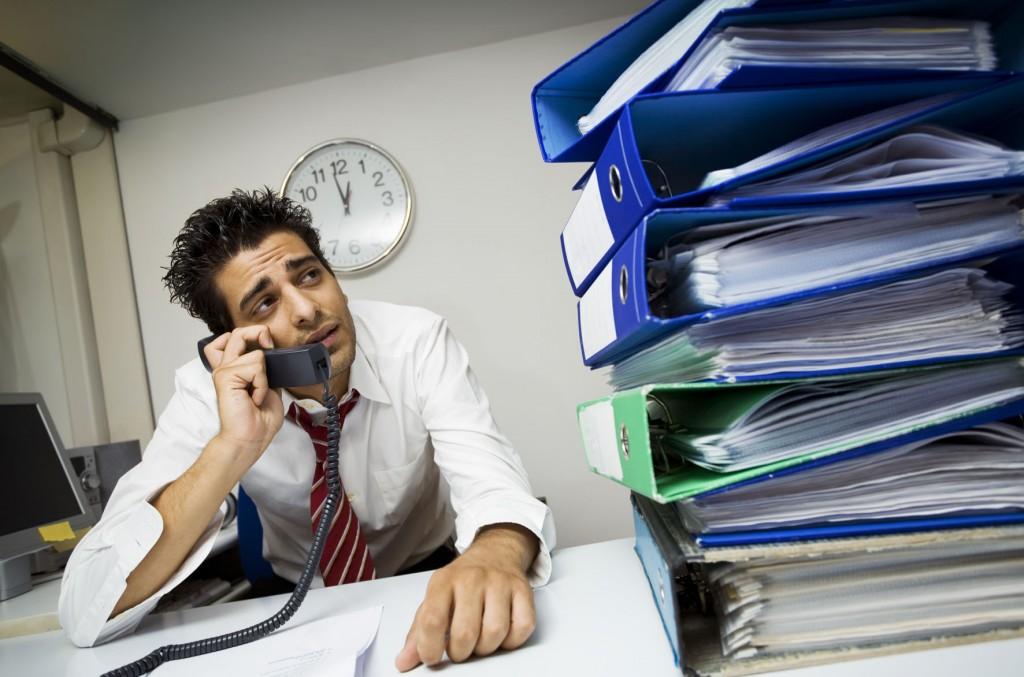 Los efectos del estrés al cuerpo
