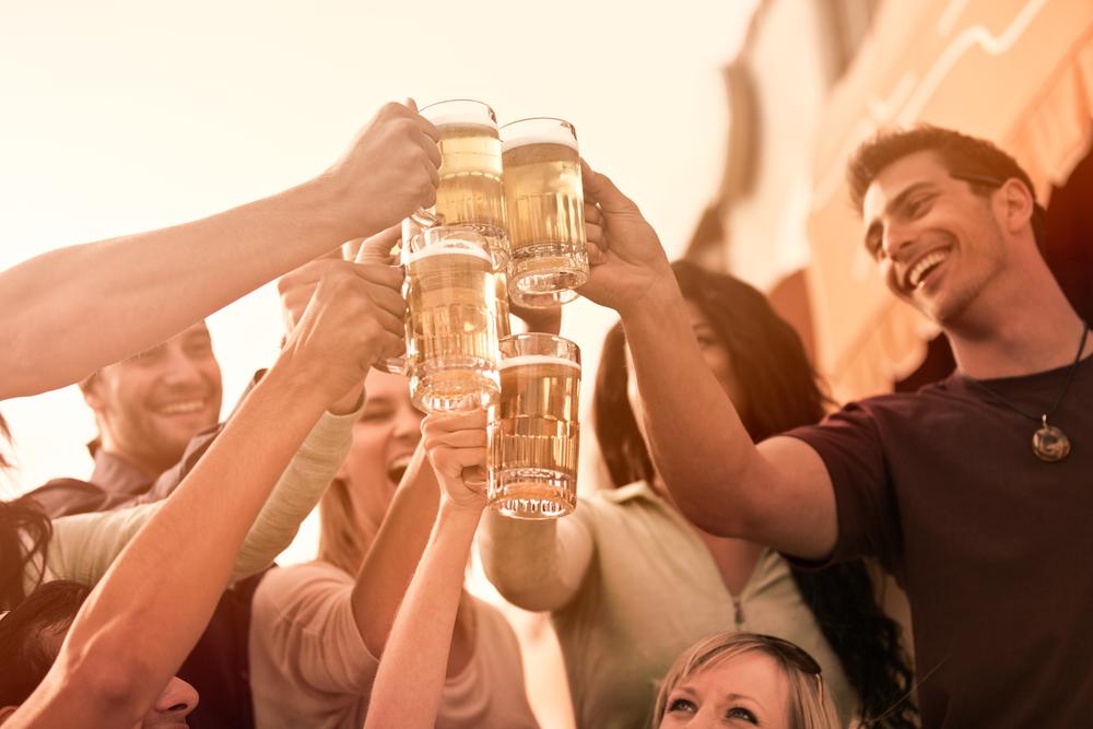 Toma cerveza sin remordimientos
