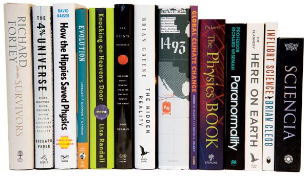 Libros científicos para el verano