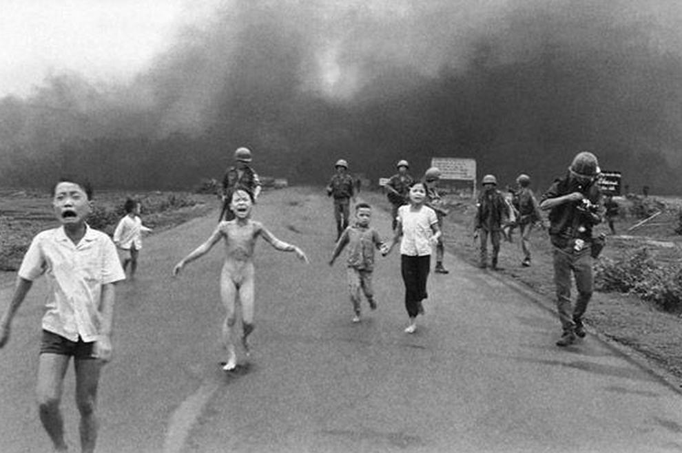"""""""Siempre recordaré el horrible día que corrí para salvar mi vida"""""""