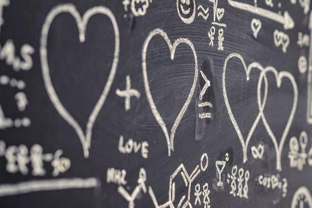 Ecuaciones del amor