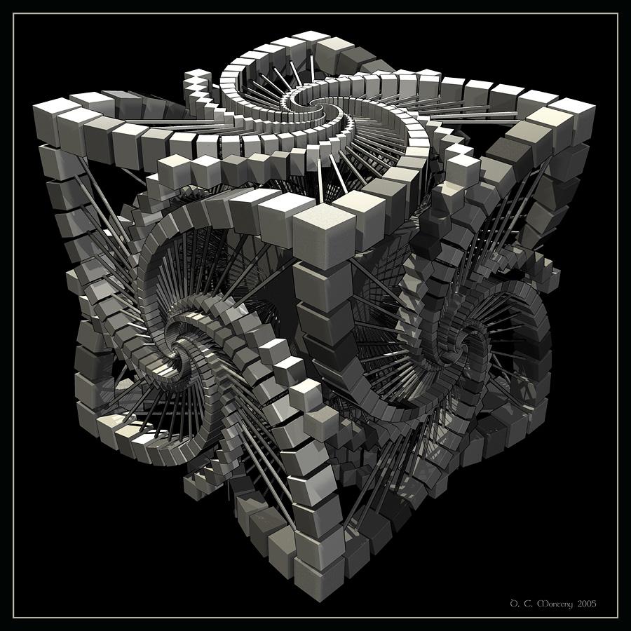 Fractales: El lado artístico de las matemáticas