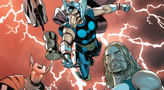 Marvel reinventa el universo