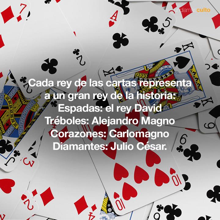 Reyes de las cartas
