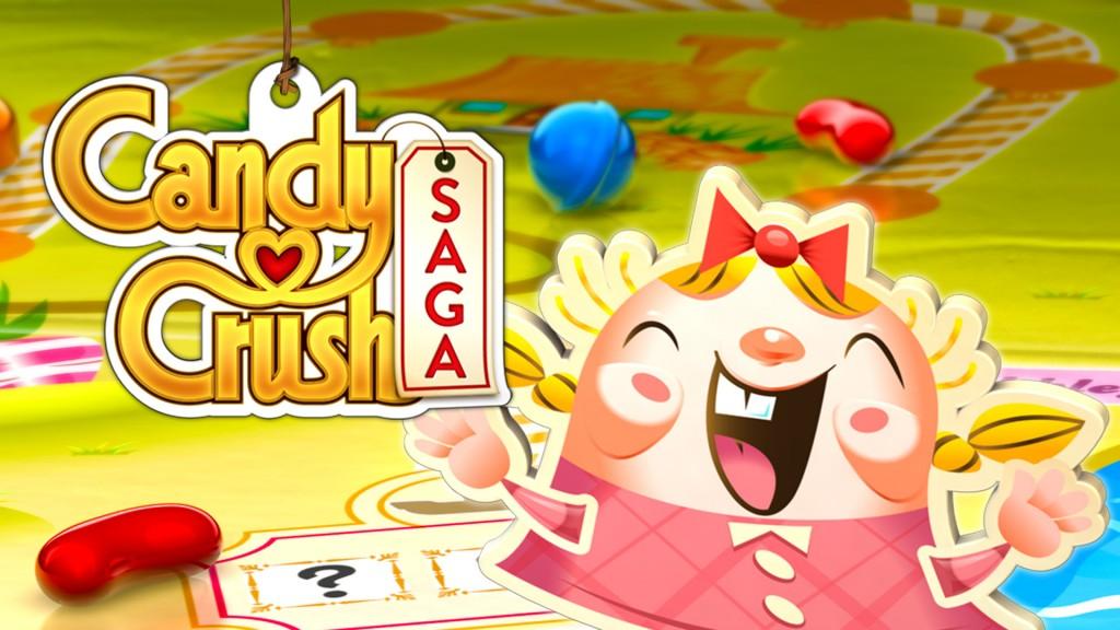 La fórmula de éxito de Candy Crush