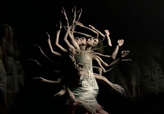 Danza hipnótica