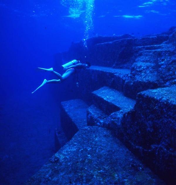 Civilizaciones extintas bajo el agua