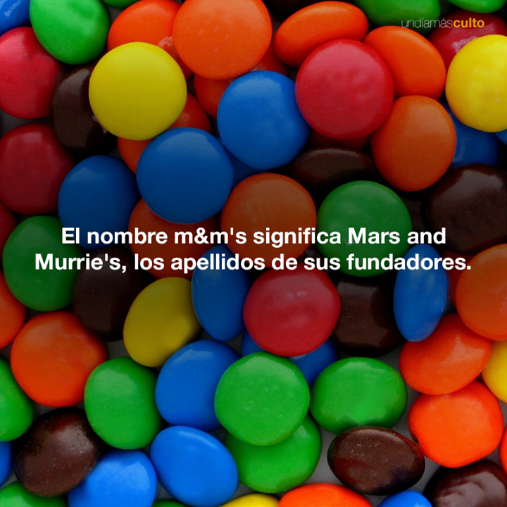 m&m´s fundadores