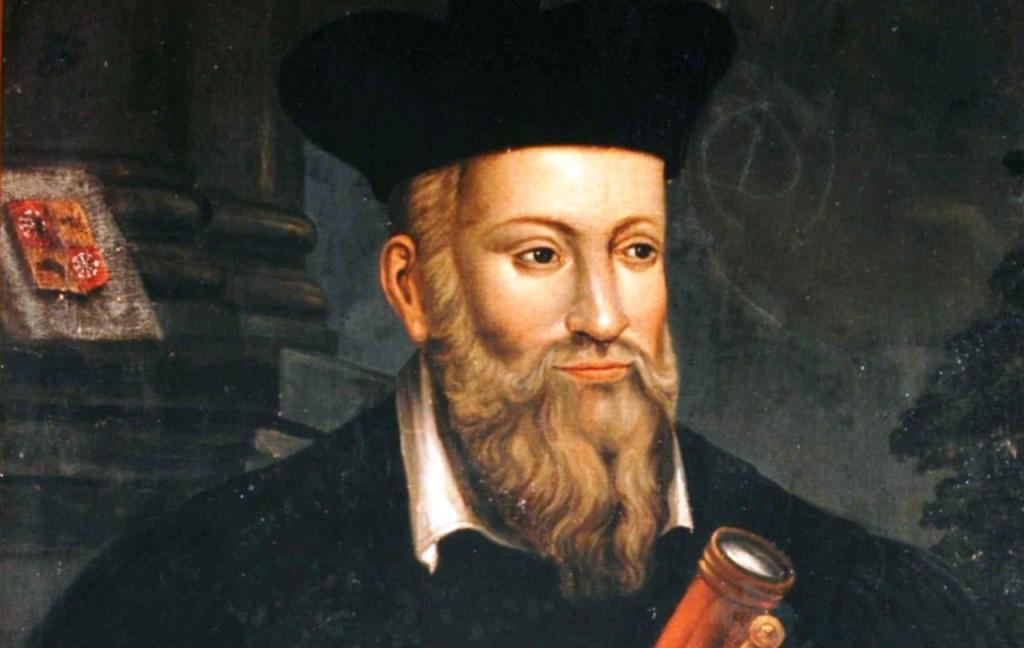 Nostradamus, la voz de un dios