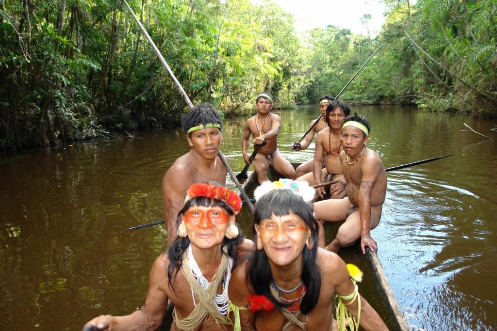 ¿Conoces a la comunidad Waorani?