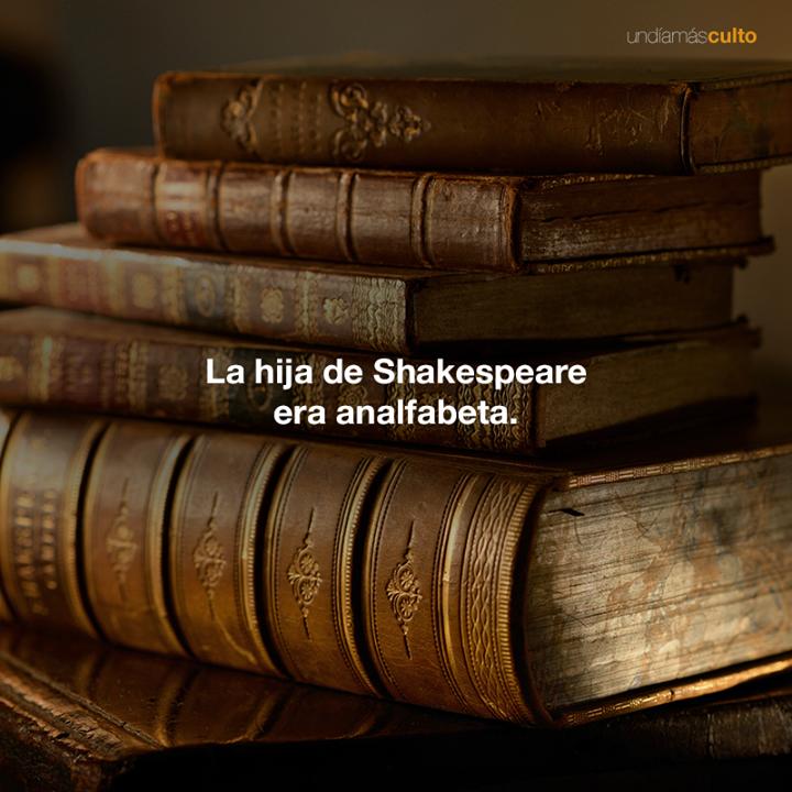 Hija de Shakespeare