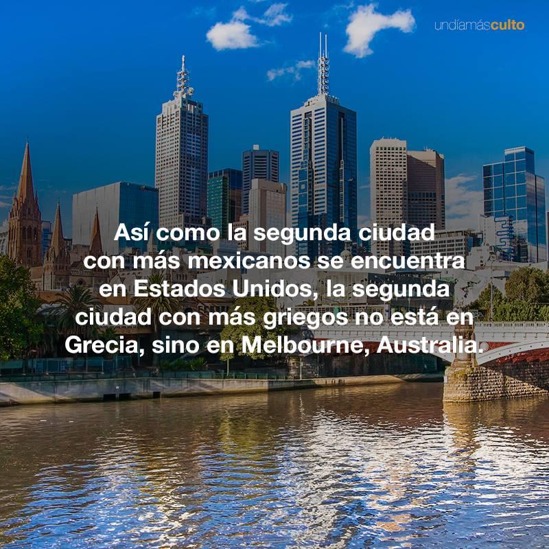 Griegos/Australia