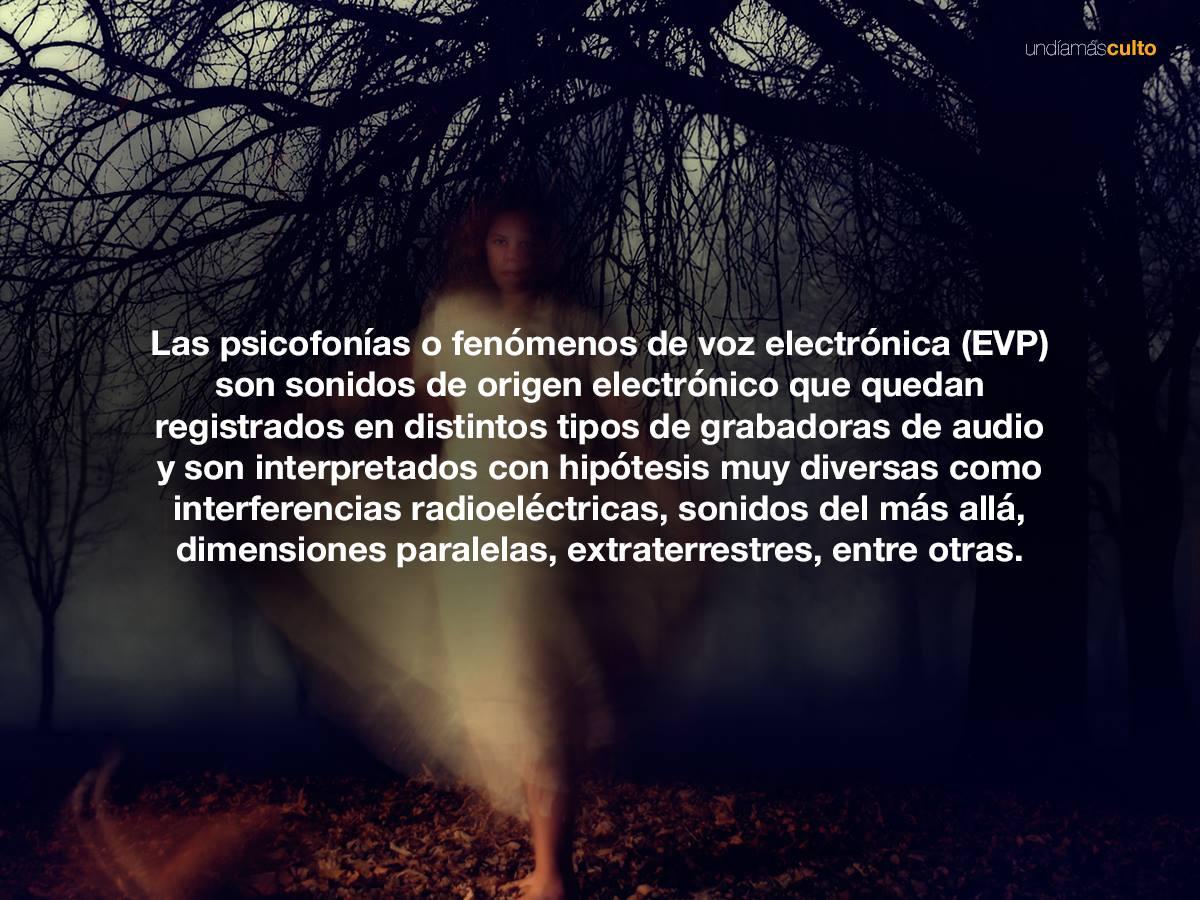 Psicofonías