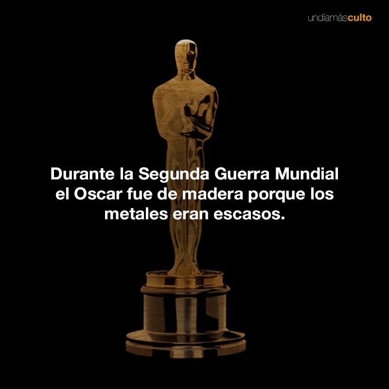 Oscar en la S.G.M.
