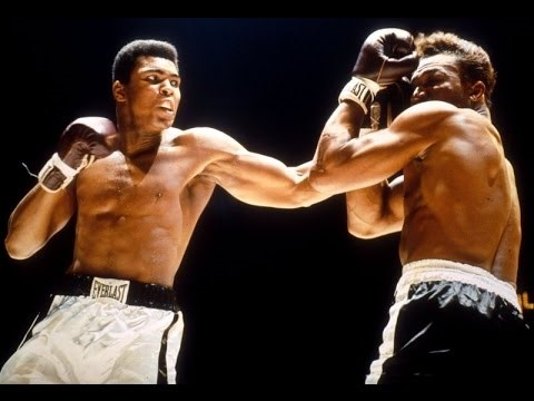 La pelea del siglo: Muhammad Ali contra Superman