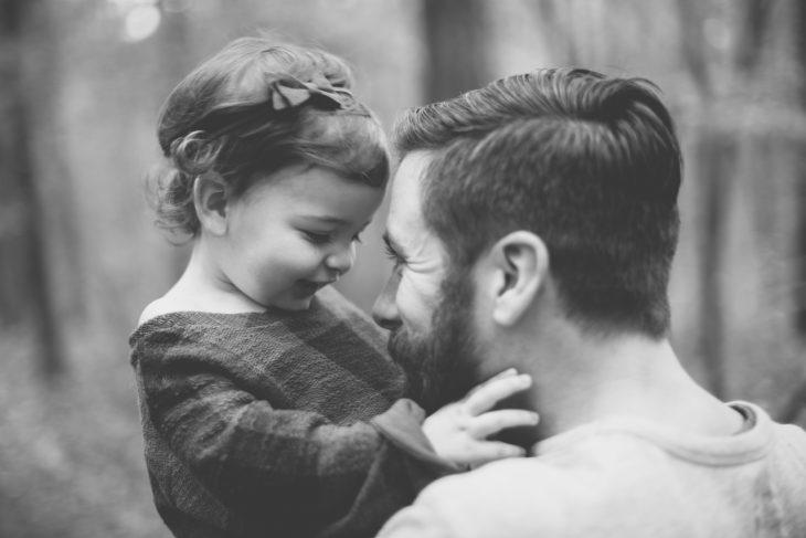 El abrazo de papá, todo lo puede
