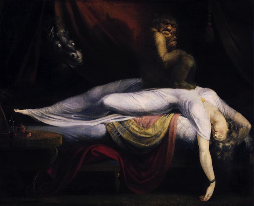 Lo que deberías saber acerca del muerto que se te sube