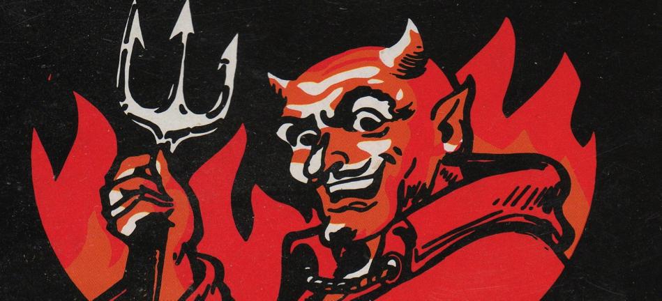 ¿Quién le puso los cuernos al diablo?