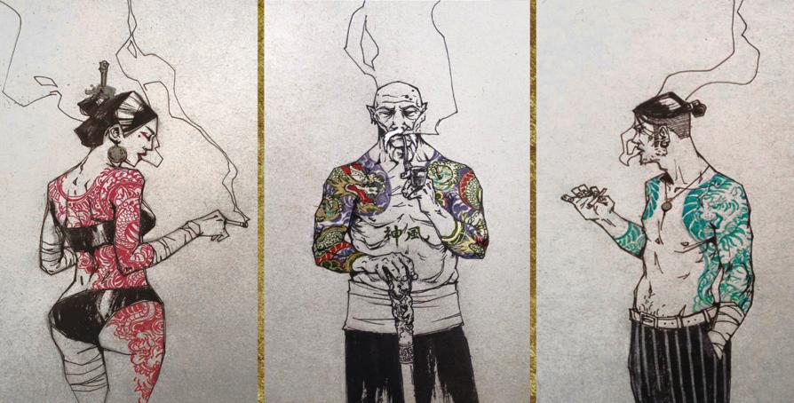 Yakuza, los señores del crimen organizado japonés