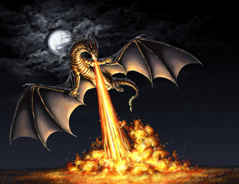 Dragones, entre dinosaurios y ¿paleontología?