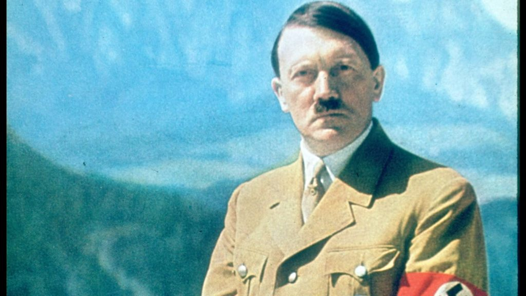 Así fue como Hitler inspiró a su pueblo