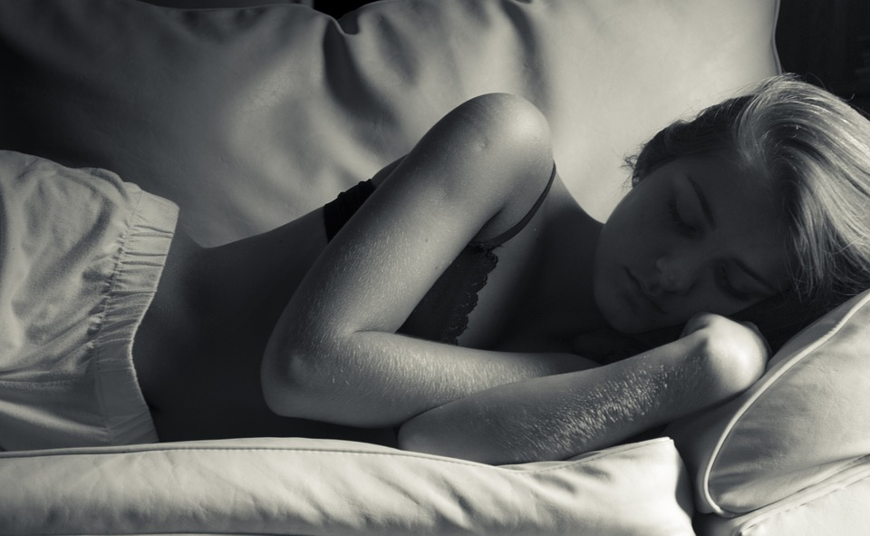 Sexsomnia: Placer de noche
