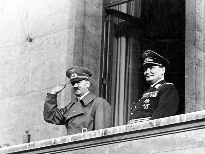 Lecciones de Hitler para el mundo