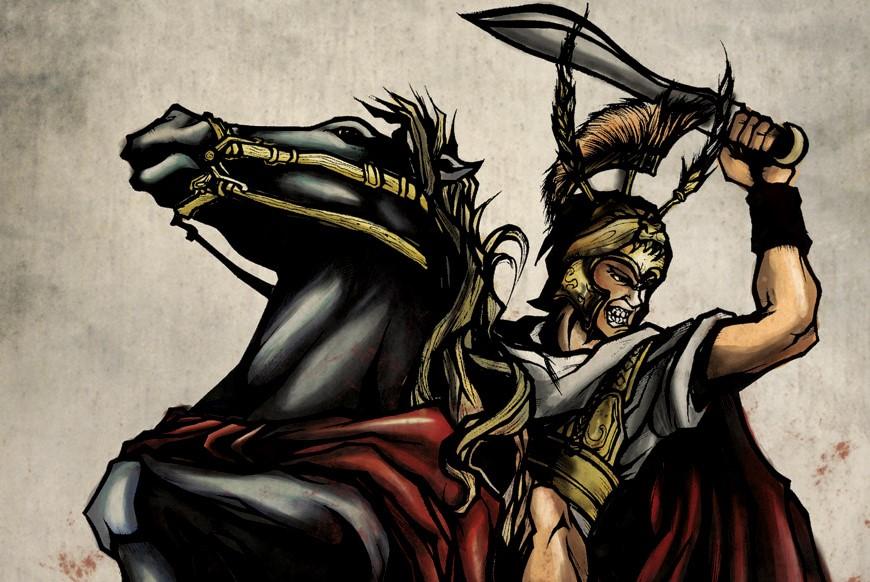 Alejandro Magno: el joven conquistador