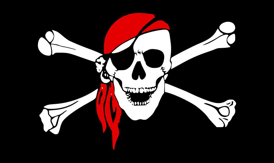 ¡Sorpresa! La verdad detrás del parche pirata