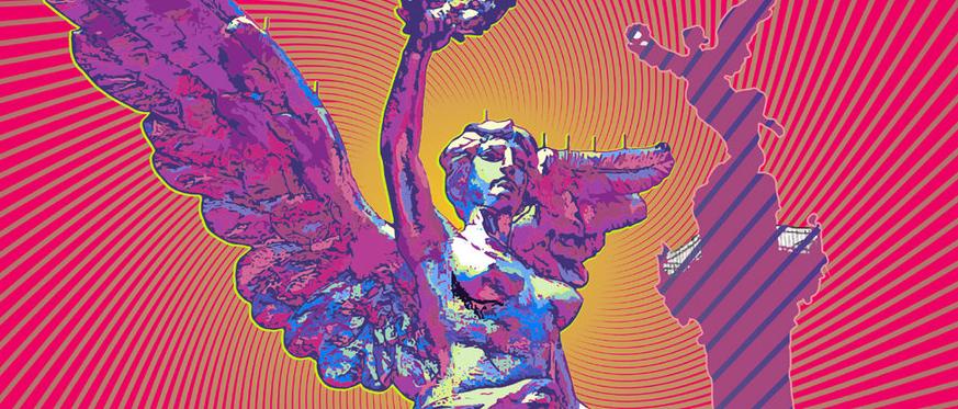 No es un Ángel, es una Diosa