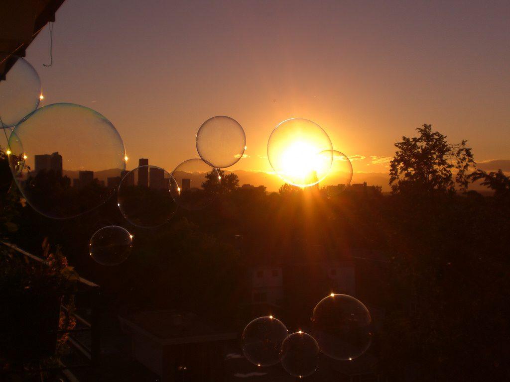 ¿Cómo replicar la temperatura del sol en una burbuja?