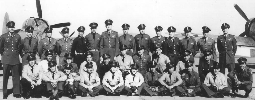 El Escuadrón 201