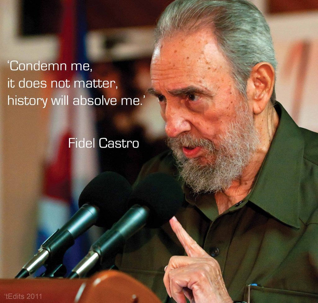 Fidel y el arte de sobrevivir a 638 intentos de asesinato