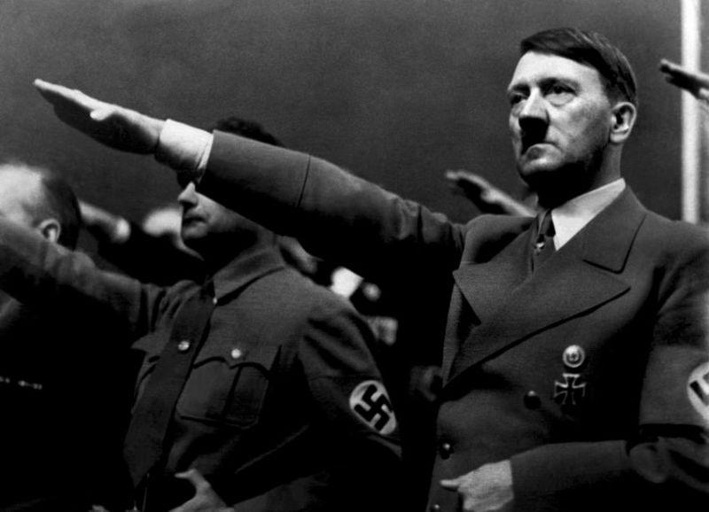 Hitler está en América latina