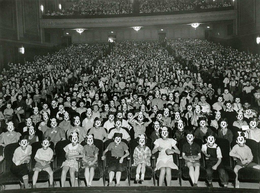 Mickey Mouse y la Segunda Guerra Mundial