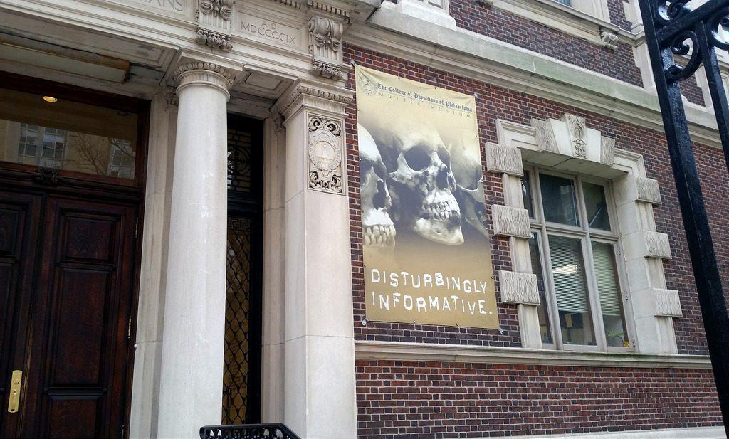 El escalofriante Museo Mütter