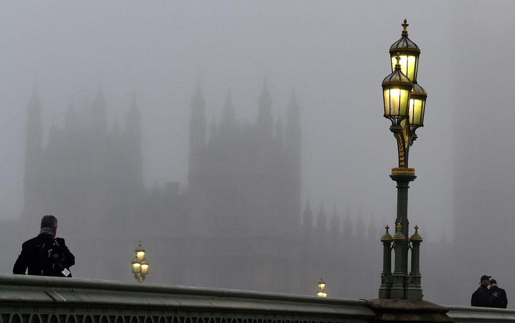 La niebla asesina de Londres