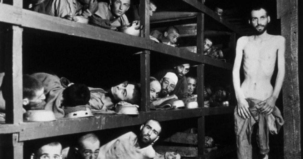 El trabajo más difícil en los campos de concentración