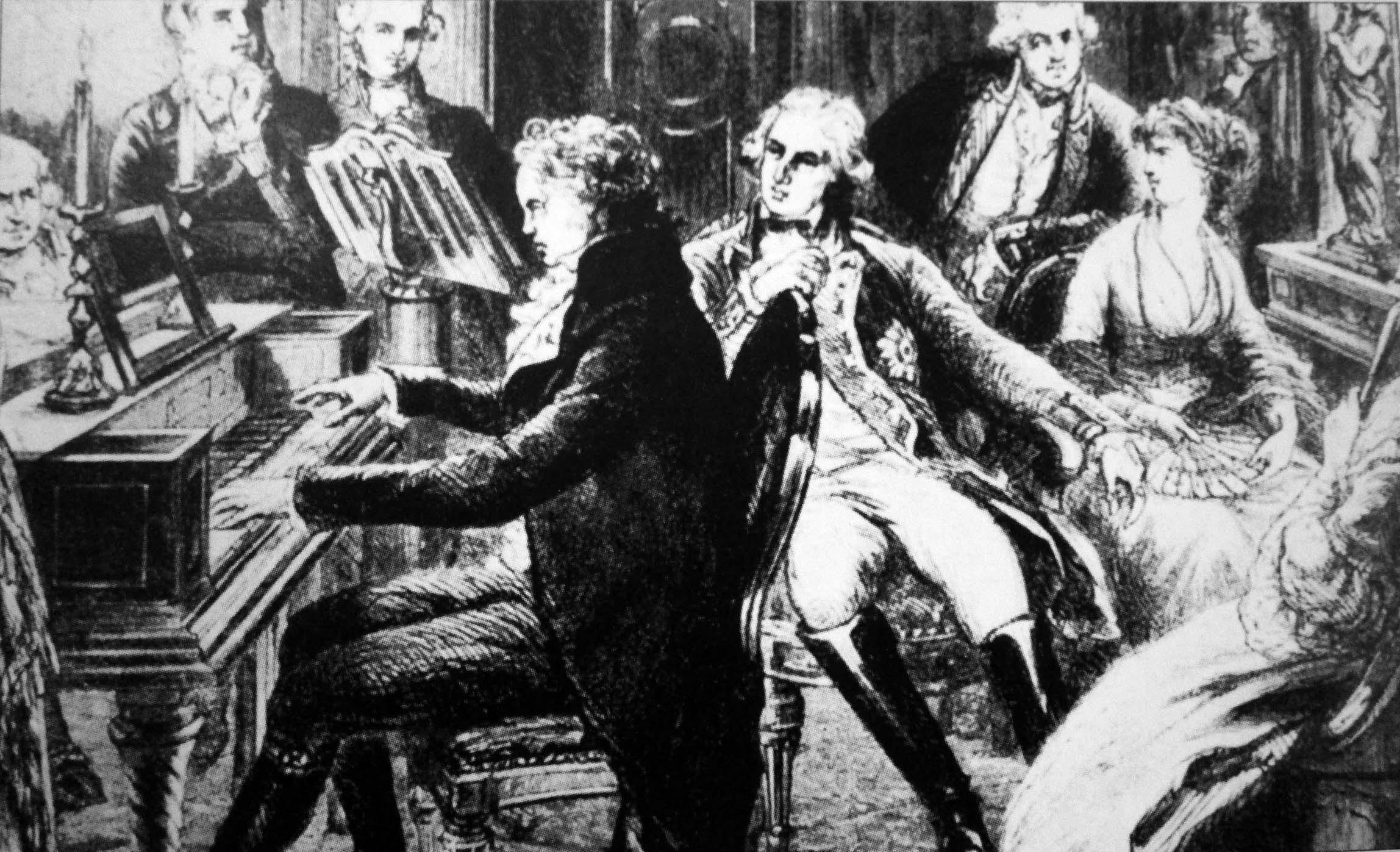 Beethoven-tocando-para-el-principe-Luis-Fernando