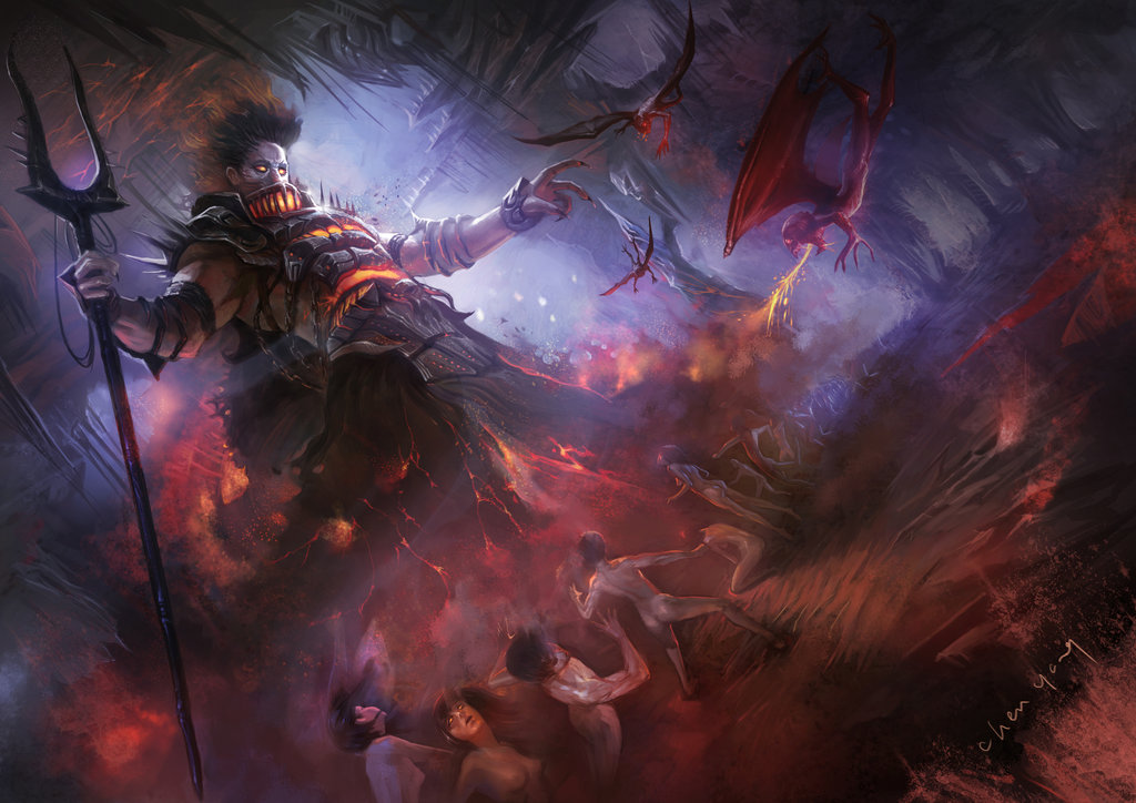hades_in_the_underworld_by_thealienatedchenyang-d5fhwn3