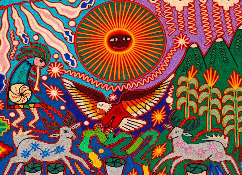 Huicholes: cultura sagrada