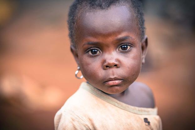 La desafortunada tradición para los bebés africanos